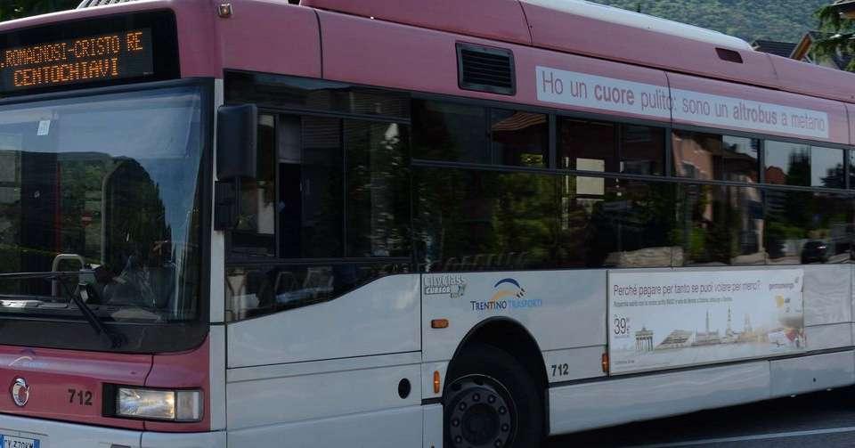 Adolescente molestata sull'autobus - Trento - Trentino