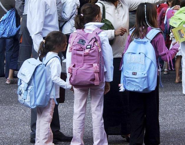 1ab2045e7a Il peso dello zaino scolastico non dovrebbe superare il 10-15 % del peso  corporeo dell'alunno. Questa la raccomandazione del Consiglio superiore di  sanità ...