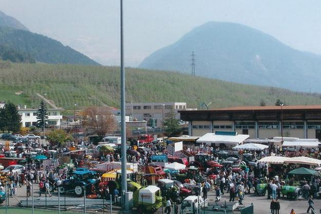 Trento Fiere Calendario.Per La Fiera Di Maggio 160 Stand Trento Trentino