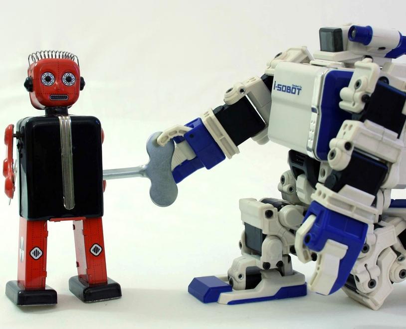 Quando la robotica diventa un intrattenimento umano cultura e