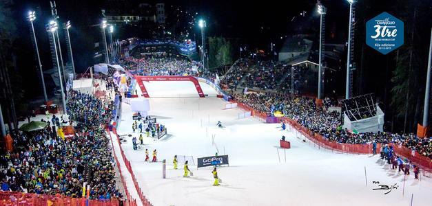 Calendario Coppa Del Mondo Di Sci.Venerdi 22 Dicembre Lo Slalom In Notturna Di Campiglio