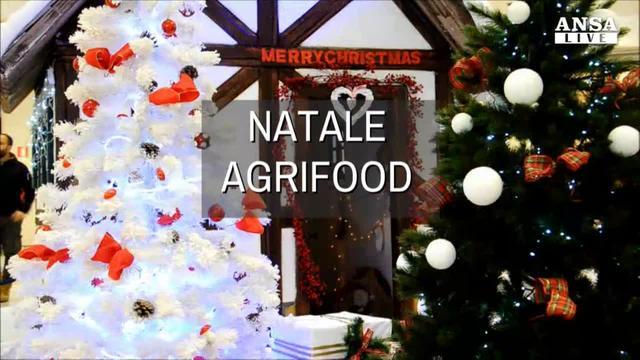 Regali Di Natale A 1 Euro.Coldiretti Per I Regali Di Natale 208 Euro A Famiglia Video