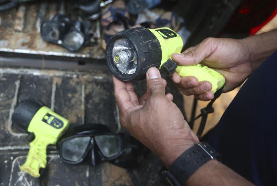 Thailandia, morto un soccorritore dei ragazzi intrappolati in grotta