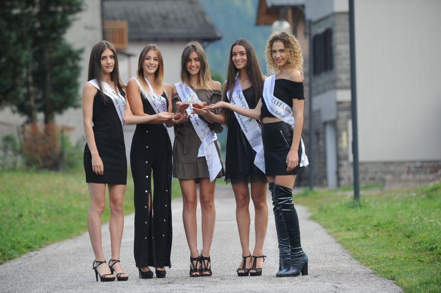 Miss Italia, il percorso di Veronica Lacara finisce alle prefinali