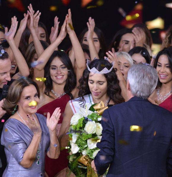 Chiara Bordi alla conquista della corona di Miss Italia
