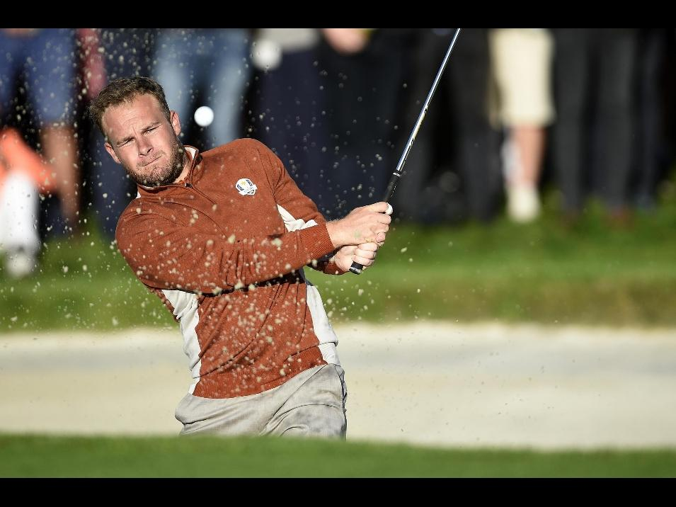 Golf: Ryder, donna colpita perde l'occhio