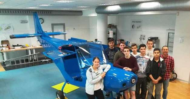 Mezzolombardo, gli studenti del Martini diventano piloti - Lavis e Rotaliana - Trentino
