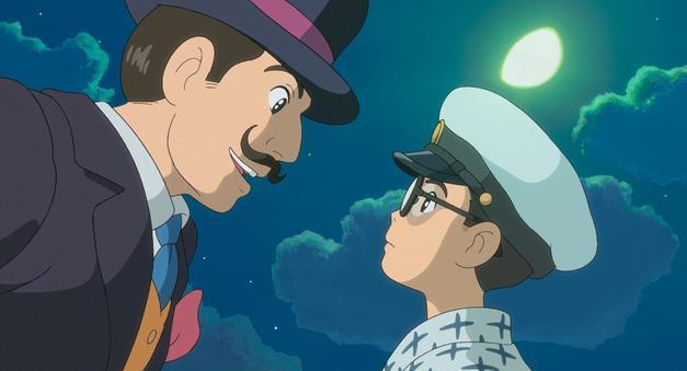 Arriva Dal Giappone Lomaggio A Gianni Caproni Attraverso Lultimo Film Danimazione Di Hayao Miyazaki Il Padre Lupin III Porco Rosso