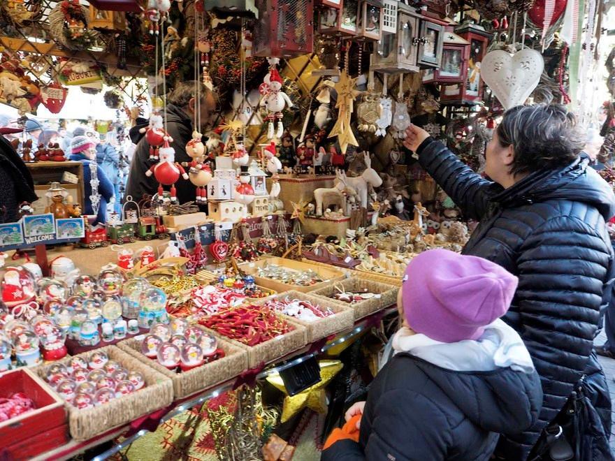Trento inaugurati i mercatini di natale foto trentino for Subito it trento arredamento