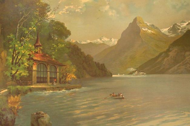 In 30 stampe i paesaggi naturali delle alpi trento for Stampe paesaggi naturali